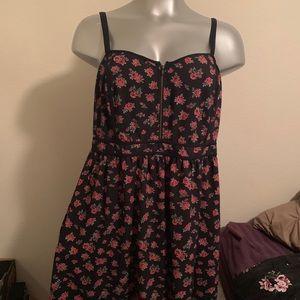 Torrid Size 3 Midi Dress